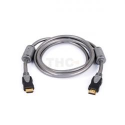 כבל HQ HDMI זכר * זכר 1.5 מטר