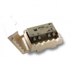 מיקסר ומגבר תורן UHF/VHF+FM