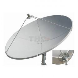 """צלחת לווין בקוטר 180 ס""""מ"""