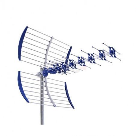 סט מגבר תורן UHF/BI/BIII + ספק